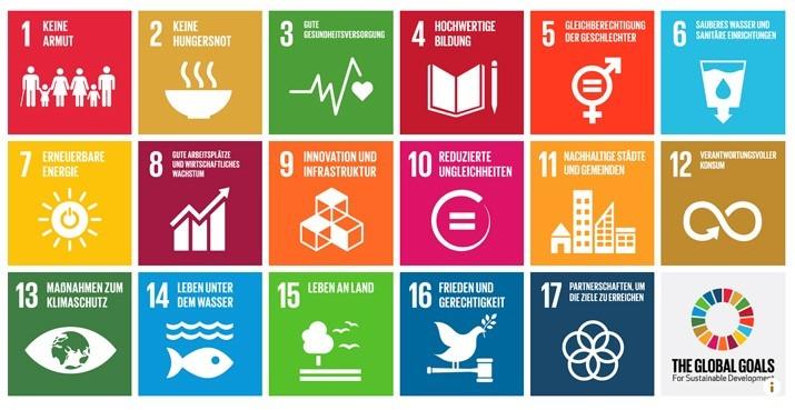 Bildquelle: Verband Entwicklungspolitik Niedersachsene.V. (2016): SDGs Fibel – Weltwunder! Wandel statt Wachstum
